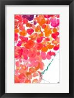 Framed Dot Garden II