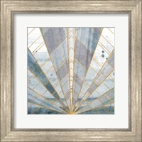 Framed Deco Square II