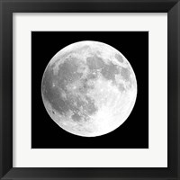 Framed Moon Phase I