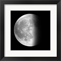 Framed Moon Phase II