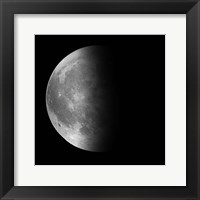 Framed Moon Phase III