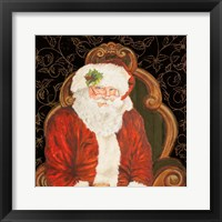 Framed Saint Nick