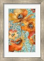 Framed Giardino Dorato I