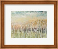 Framed Muted Grass