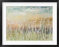 Framed Muted Grass