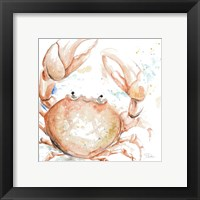 Framed Water Crab