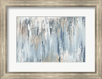 Framed Blue Illusion