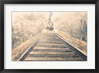 Framed Railway Bound