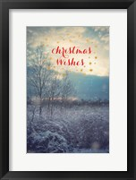 Framed Christmas Wishes