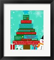 Framed Christmas Tales