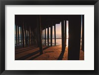 Framed Sunset View