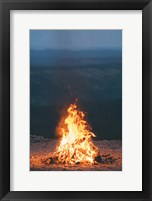 Framed Bonfire Nights