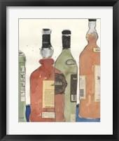 Framed Malt Scotch I