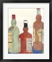 Framed Malt Scotch II