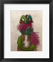 Framed Horse Strawberry Fool