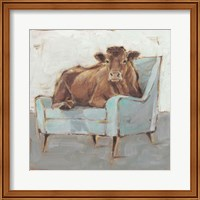 Framed Moo-ving In IV