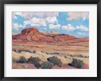 Framed Desert Heat II