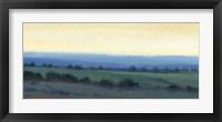 Framed Morning Dew II