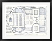Framed Kitchen Garden Plan I