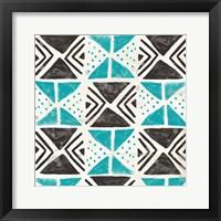 Framed Kitwe VIII
