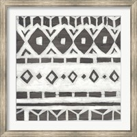Framed Tribal Textile IV
