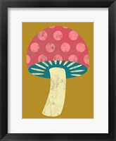 Veggie Party V Framed Print