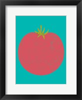 Veggie Party VII Framed Print