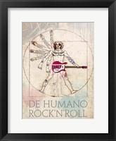 Framed De Humano Rock'n'roll