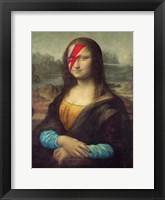 Framed Glam Lisa
