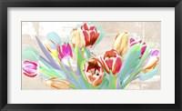 Framed I dreamt of Tulips