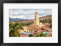 Framed Cuba, Trinidad Convento De San Francisco De Asi