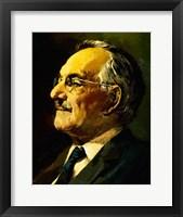 Framed Waksman, Selman Aabraham (1888- 1973)