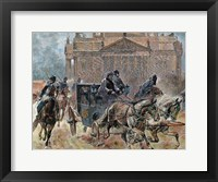 Framed Alexander Iii (St Petersburg, 1845-Livadija, 1894)