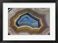 Framed Mexican Banded Agate Quartzsite, Arizona 2
