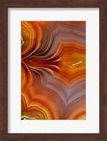 Framed Banded Agate, Quartzsite, Az 3