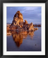 Framed Mono Lake, California