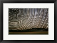 Framed California, Death Valley Star Streaks