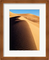 Framed Great Sand Dunes National Park And Preserve