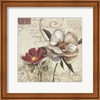 Framed Fleur de Paris 2