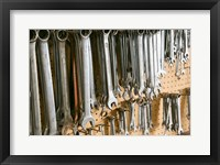 Framed Variety Of Wrenches, New Mexico