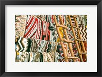 Framed Native American Rugs, Albuquerque, New Mexico
