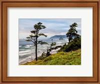 Framed Cannon Beach, Oregon