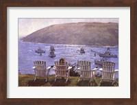 Framed Sea Watchers
