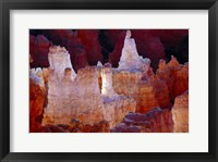 Framed Hoodoos At Sunrise Point, Bryce Canyon National Park, Utah