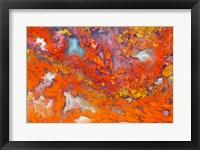 Framed Warm Agate Design
