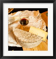 Framed Wine And Artisanal Cheese Event At A Tasting Room