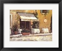 Framed Café La Petite