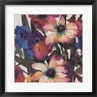 Framed Spring Flowers III