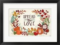 Framed Spread the Love I