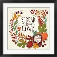 Framed Spread the Love II